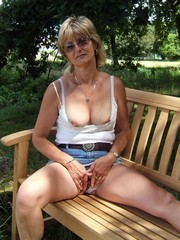 More British naked moms and hot slits