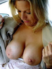 Busty mature cheater prepares to hot..