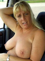 Naked mature women so honey