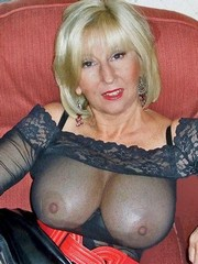 Just look at these big tits mature..