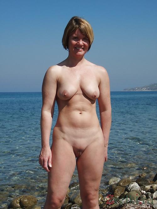 Nudist mature women couples
