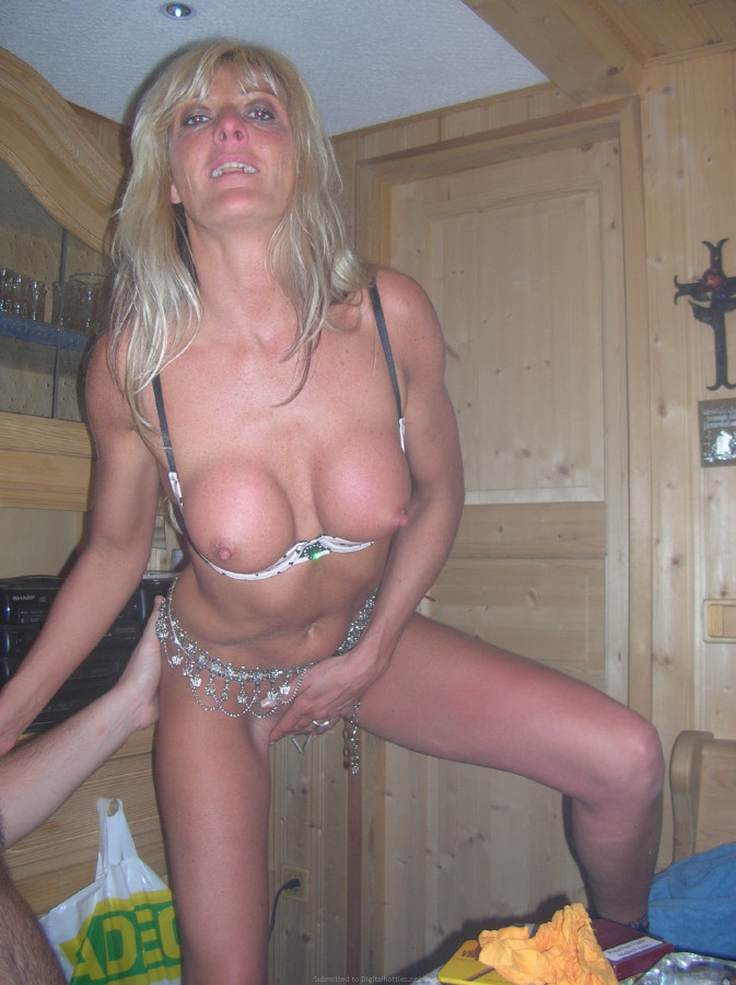 Adult amateur mature