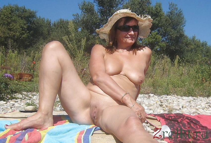 Please Hot mature nude sunbathing agree with