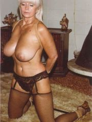 Mature ladies tied up