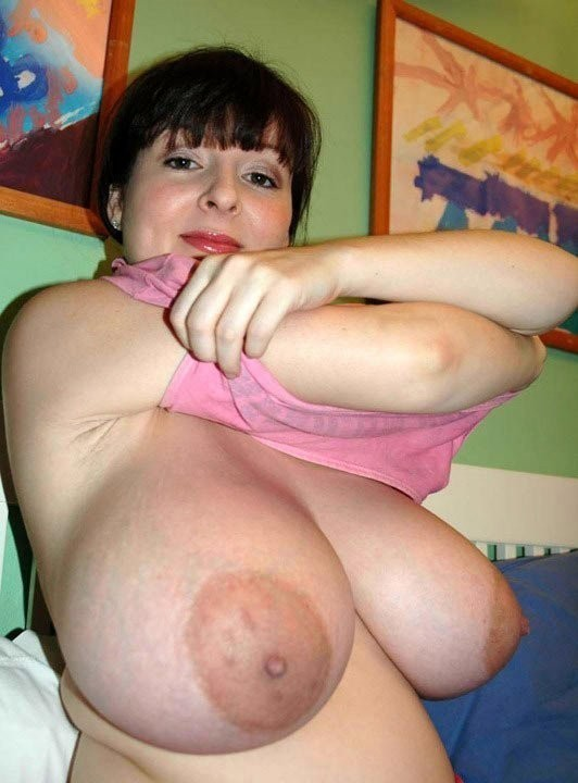 homemade mature big tits